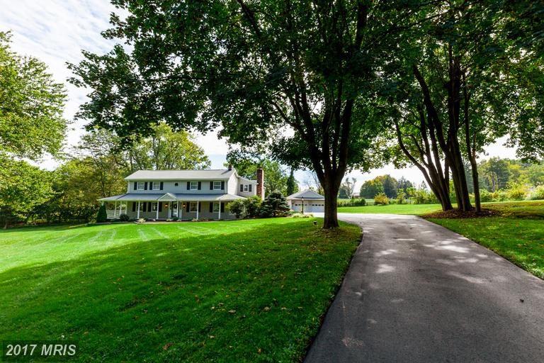 Single Family for Sale at 3877 Gamber Road Finksburg, Maryland 21048 United States