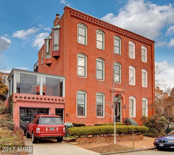 Condo / Townhouse for Sale at 330 A Street Southeast Washington, District Of Columbia 20003 United States