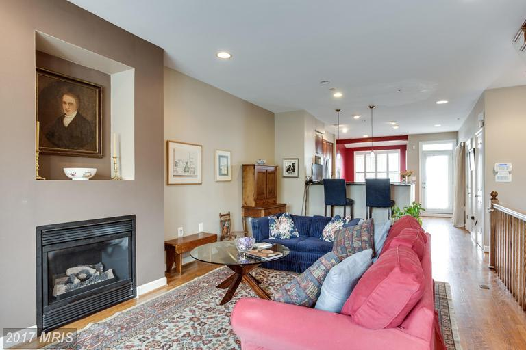 Condo / Townhouse for Sale at PROVIDENCE SQUARE, 524 15th Street Southeast Washington, District Of Columbia 20003 United States
