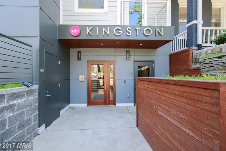 Condo / Townhouse for Sale at KINGSTON, 401 15th Street Southeast Washington, District Of Columbia 20003 United States