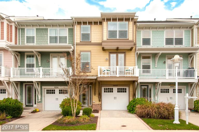 Condo / Townhouse for Sale at 2822 Persimmon Place Cambridge, Maryland 21613 United States