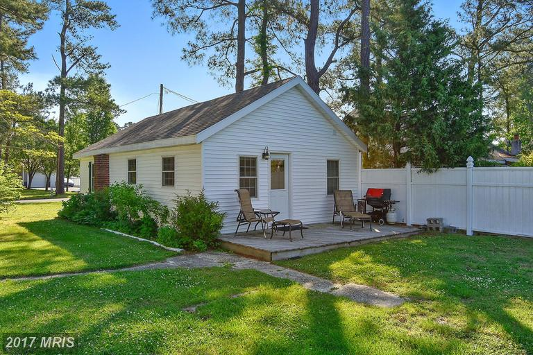 Single Family for Sale at 3607 Greenpoint Road East New Market, Maryland 21631 United States