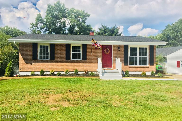 Single Family for Sale at 2222 Perry Avenue Edgewood, 21040 United States