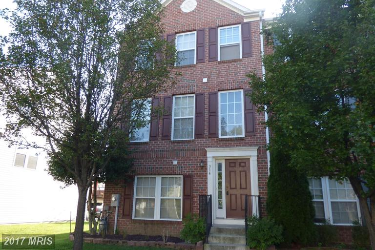 Condo / Townhouse for Sale at 314 Bald Eagle Way Belcamp, 21017 United States