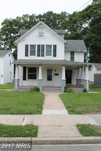 Multi Family for Sale at 214 Parke Street Aberdeen, 21001 United States