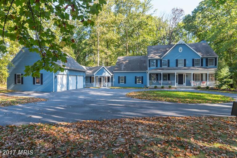 Single Family for Sale at 12106 Mayapple Drive Marriottsville, Maryland 21104 United States