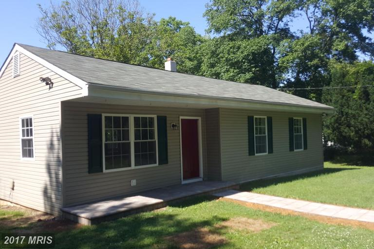 Single Family for Rent at 2176 Mckendree Road West Friendship, Maryland 21794 United States