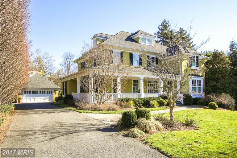 Single Family for Sale at 4009 Everett Street Kensington, 20895 United States