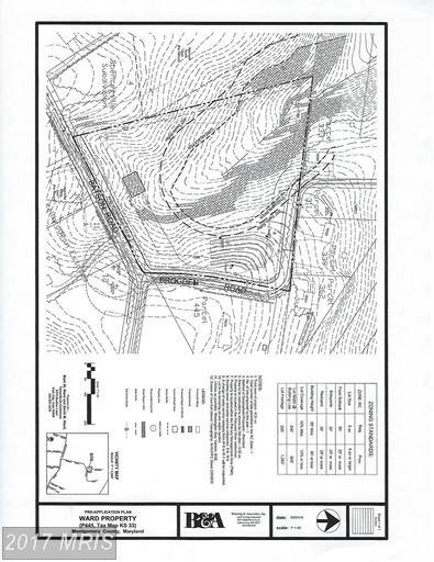 Land for Sale at 16440 Batson Road Spencerville, 20868 United States