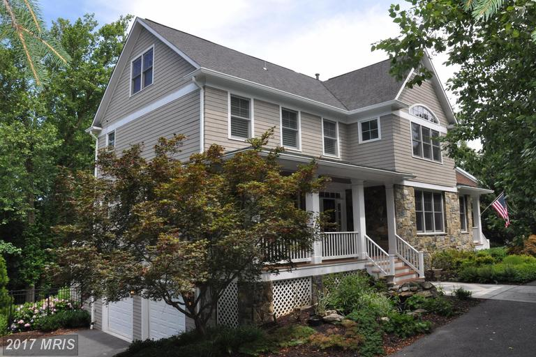 Single Family for Sale at 8701 Fenway Drive Bethesda, Maryland 20817 United States