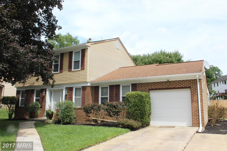 Single Family for Sale at 12206 Sir Lancelot Drive Glenn Dale, 20769 United States