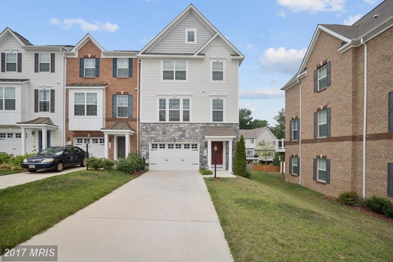 Condo / Townhouse for Sale at 112 Gray Street Capitol Heights, 20743 United States