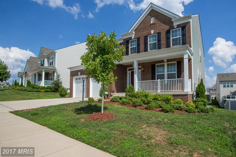 Single Family for Sale at 5701 Spriggs Meadow Drive Woodbridge, 22193 United States
