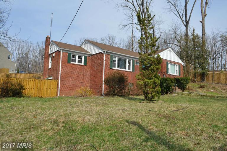 Single Family for Sale at 19107 Mockingbird Heights Road Triangle, 22172 United States