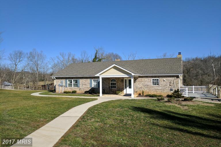 Single Family for Sale at 7374 Middle Road Middletown, Virginia 22645 United States