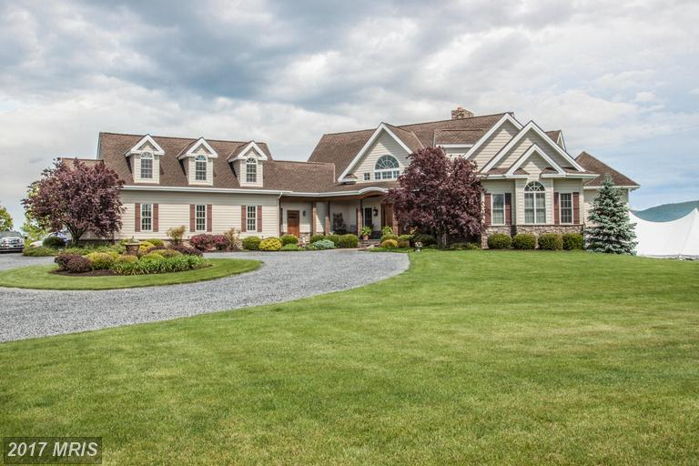 Single Family for Sale at 1809 Polk Road Edinburg, 22824 United States