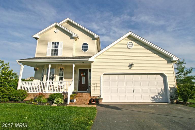 Single Family for Sale at EAST FIELDS, 180 Nina Lane Fruitland, Maryland 21826 United States