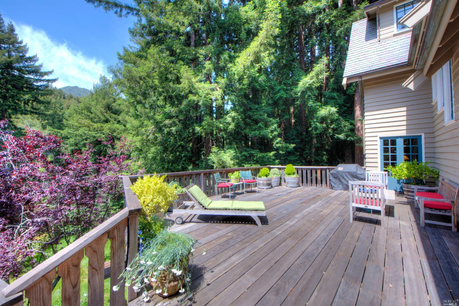 Additional photo for property listing at 95 King Street  MILL VALLEY, CALIFORNIA 94941