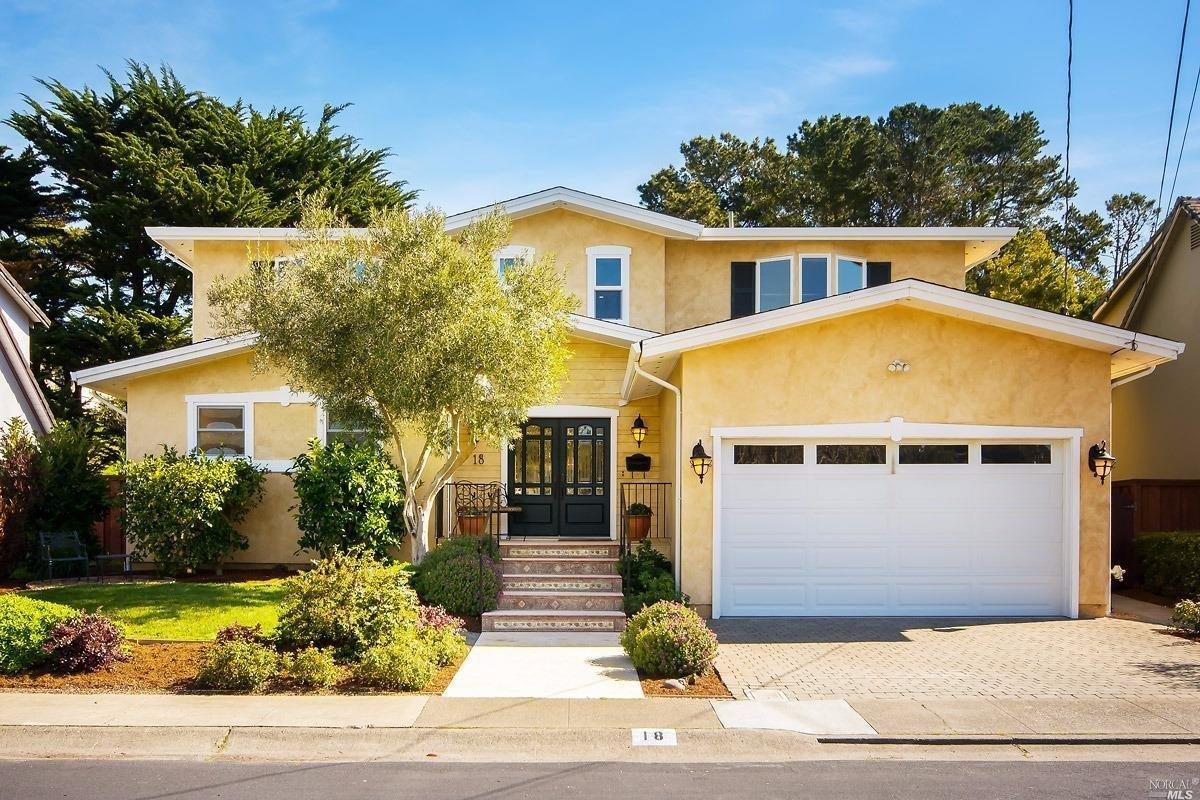 Other for Sale at 18 El Camino Drive CORTE MADERA, 94925