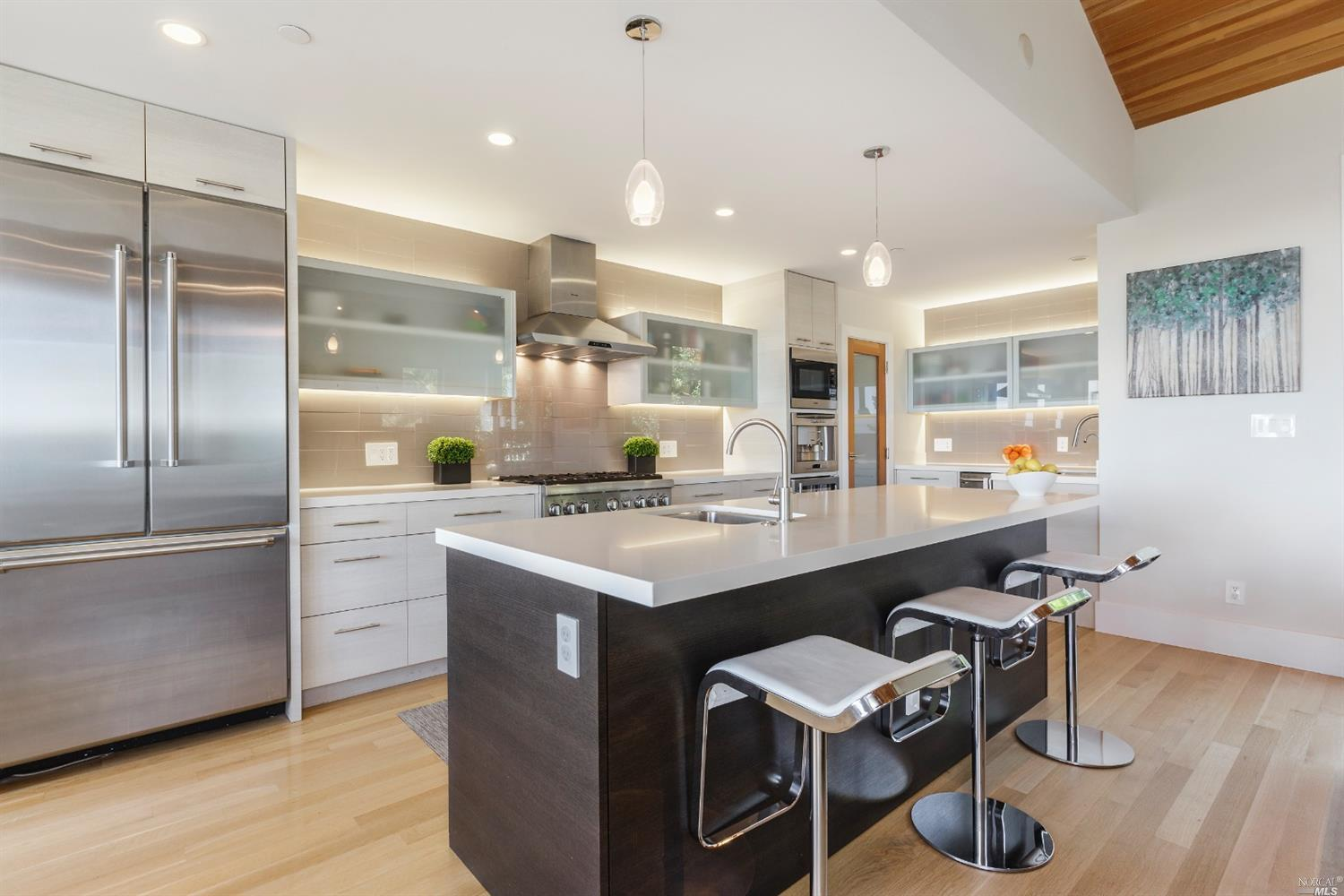 Additional photo for property listing at 746 Sequoia Valley Road  MILL VALLEY, CALIFORNIA 94941