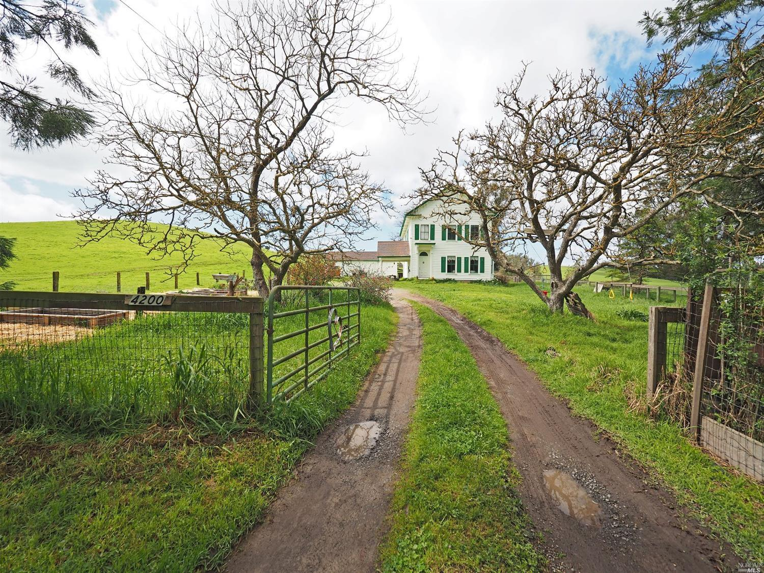 Other for Sale at 4200 Canfield Road SEBASTOPOL, 94952