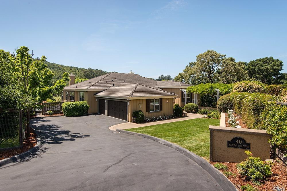 Other for Sale at 40 Morning Star Court NOVATO, CALIFORNIA 94945