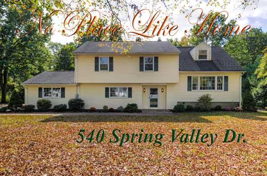 540 Spring Valley Dr - Photo 1