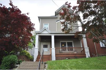 Astounding 237 Oneida St Pittsburgh Pa 15211 Mls 1396384 Coldwell Download Free Architecture Designs Pushbritishbridgeorg