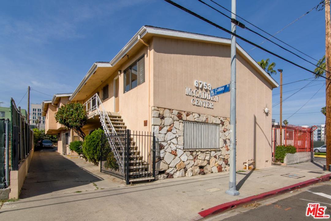 6753 Selma Ave, Los Angeles, CA 90028 - MLS 17-240432 ...