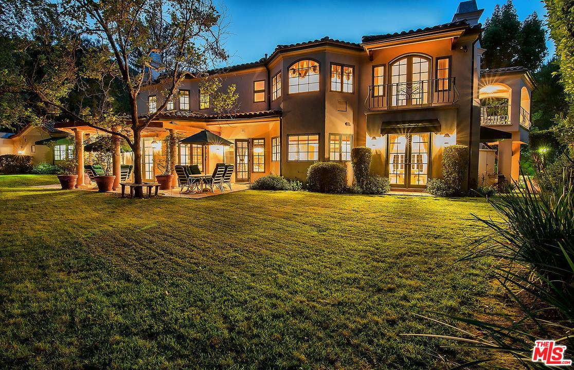 17726 calle de palermo pacific palisades ca 90272 mls for Houses for sale pacific palisades