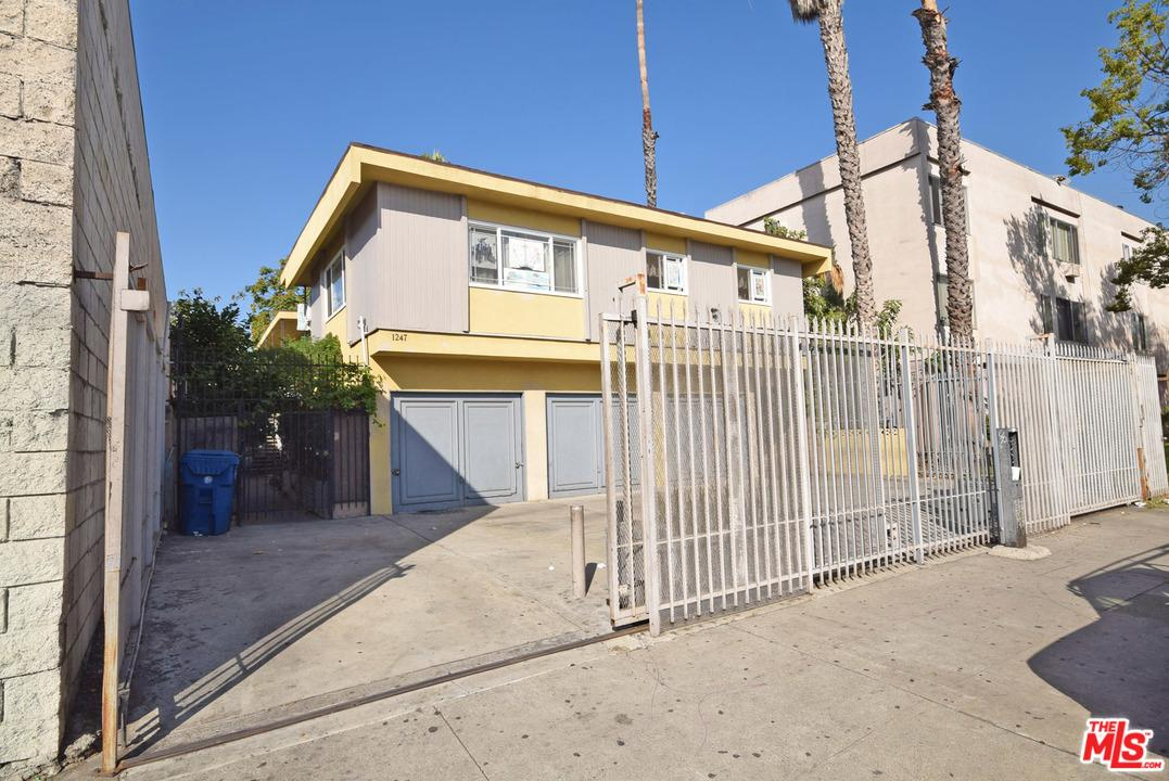 1247 arapahoe st los angeles ca 90006 mls 17 279350 for Mls rentals los angeles