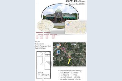430 Pike Street #A, Lawrenceville, GA 30046