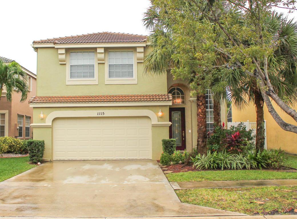 1115 Oakwater Drive, Royal Palm Beach, FL 33411 - MLS RX ...