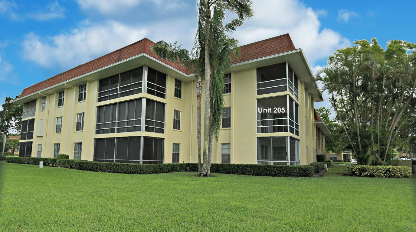 5500 Tamberlane Circle, Unit #205, Palm Beach Gardens, FL 33418 ...