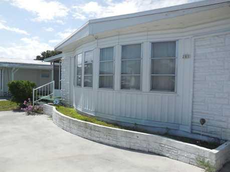 2023 Saint Lucie Boulevard, Unit #281 - Photo 1