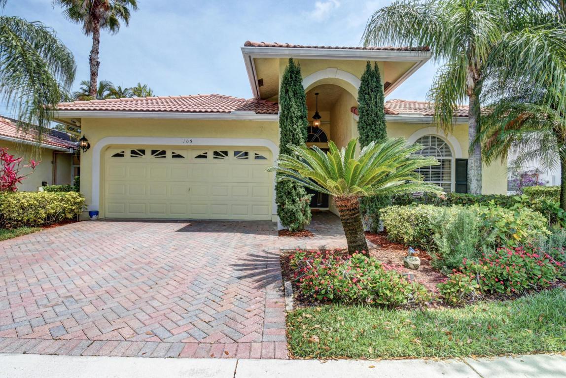 105 Hidden Hollow Drive, Palm Beach Gardens, FL 33418 - MLS RX ...