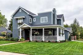 New Homes On East Bails Drive In Denver Colorado