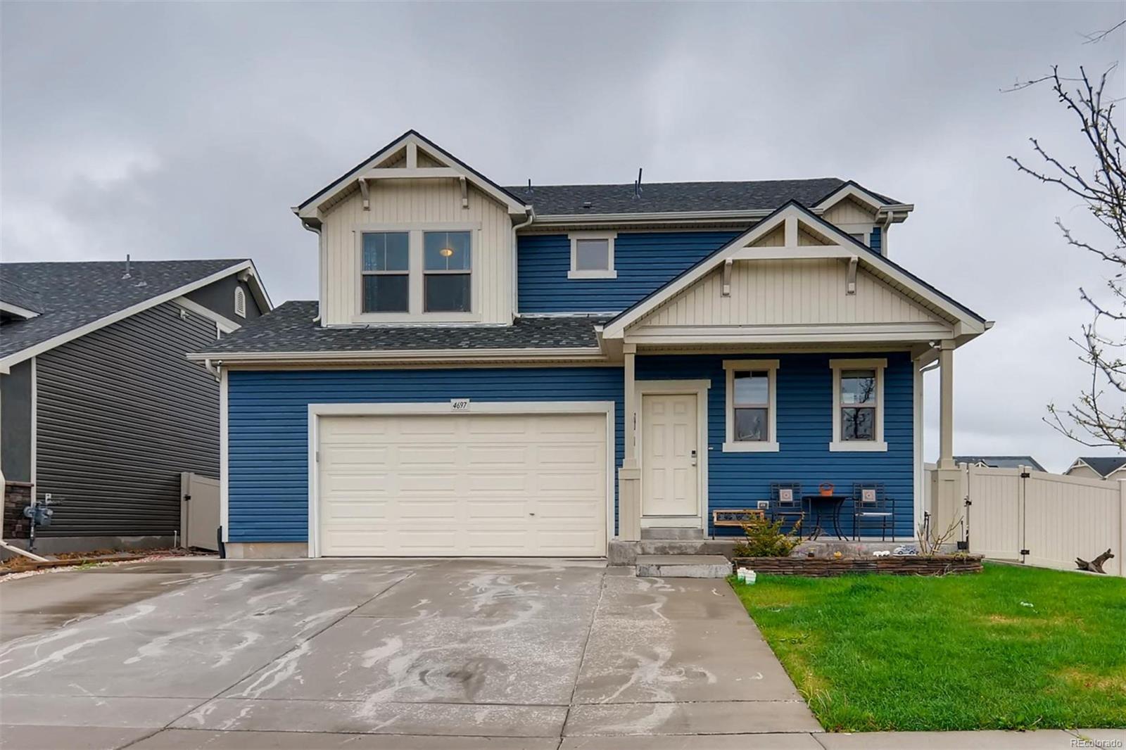 Peachy 4697 Walden Way Denver Co 80249 Mls 8859279 Coldwell Banker Home Interior And Landscaping Ologienasavecom