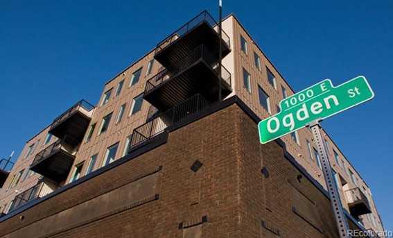 1300 North Ogden Street #302 - Photo 33