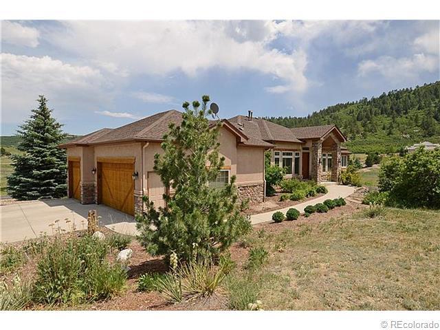 4152 Bell Mountain Drive Castle Rock Co 80104 Mls