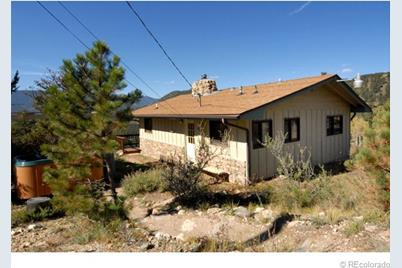Hwy 285 Colorado Map.162 Old Us Hwy 285 Bailey Co 80421 Mls 1130831 Coldwell Banker