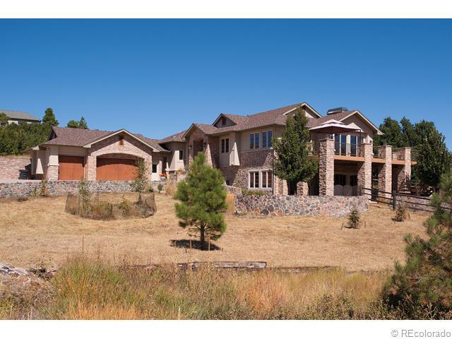 1283 Glade Gulch Road Castle Rock Co 80104 Mls 7140216