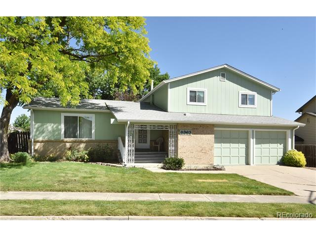 8363 quay drive arvada co 80003 mls 7801073 coldwell