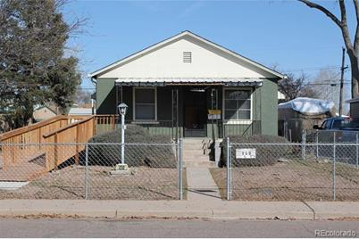 Cool 430 Alma Avenue Pueblo Co 81004 Beutiful Home Inspiration Truamahrainfo