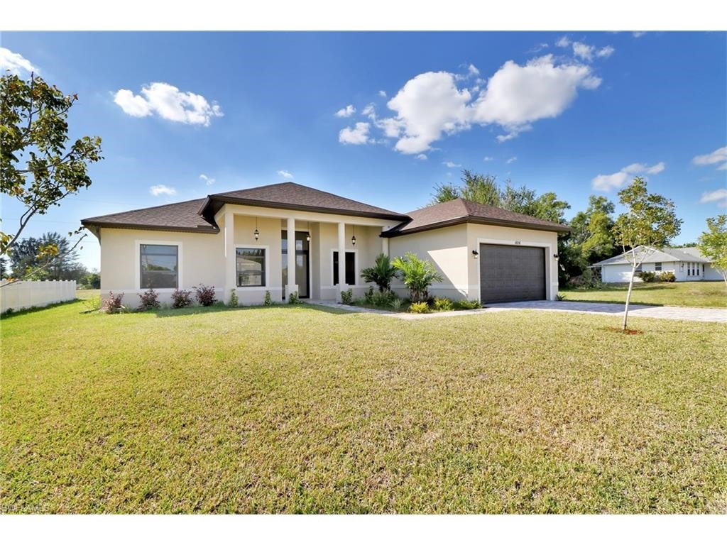 Residential for Sale at 606 11th Ave Cape Coral, Florida 33991 United States