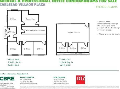 2815 Jefferson Street, Suite 200 - Photo 9