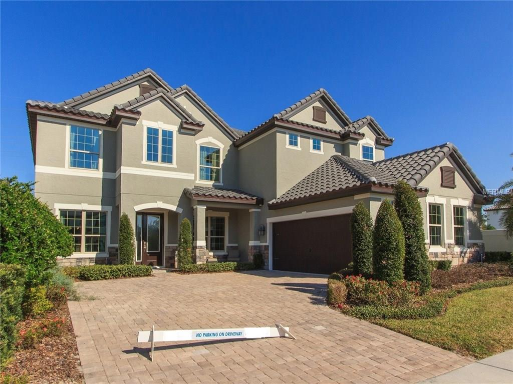 New Construction Homes Windermere Fl