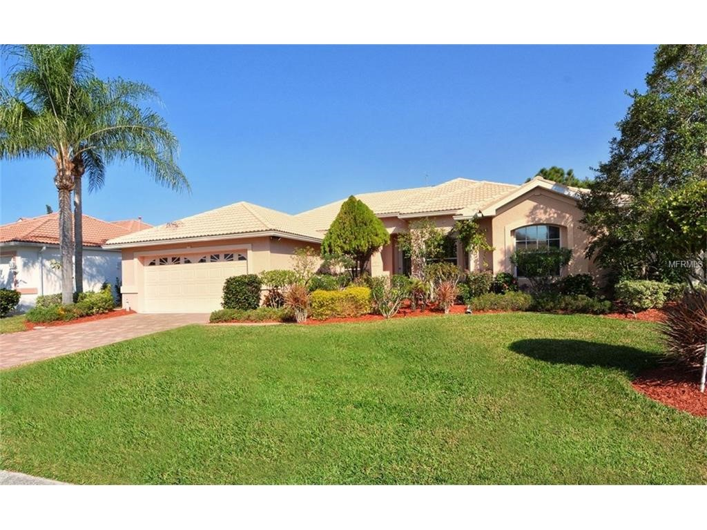 Residential for Sale at 7949 Meadow Rush Loop Sarasota, Florida 34238 United States