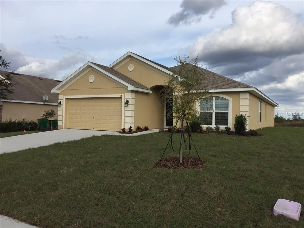 New Homes In Dundee Fl