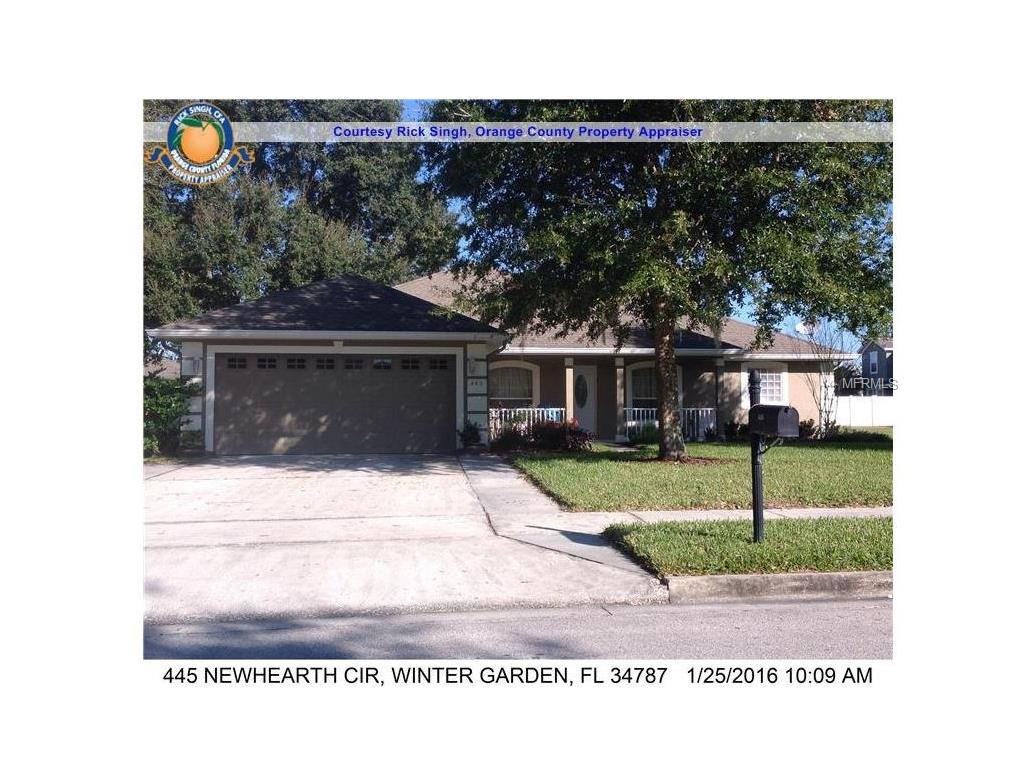 445 newhearth cir winter garden fl 34787 mls o5503399